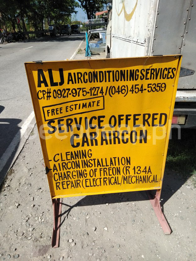 ALJ Air Conditioning Services - Auto Aircon Repair in